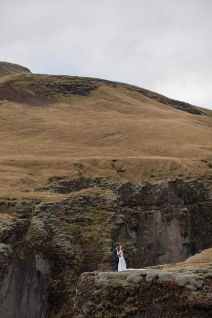 Iceland Elopement Intimate Wedding Destination Pear & Thorn